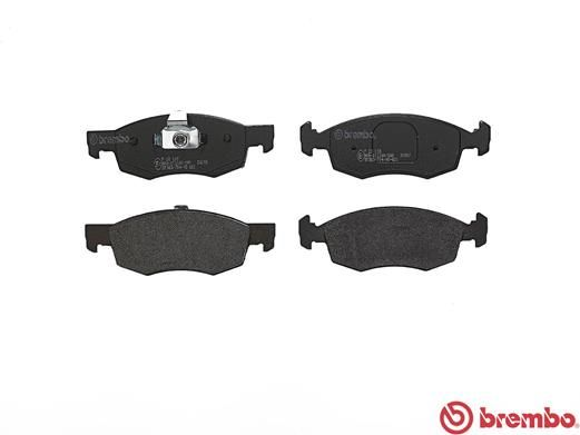 SET PLACUTE FRANA FRANA DISC BREMBO P 23 118