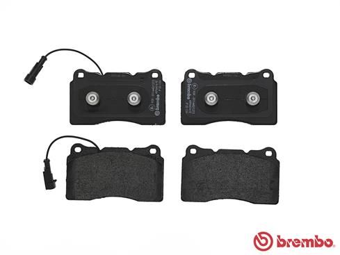 SET PLACUTE FRANA FRANA DISC BREMBO P 23 134
