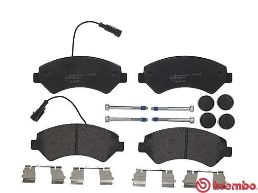 SET PLACUTE FRANA FRANA DISC BREMBO P 23 136