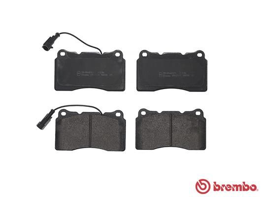 SET PLACUTE FRANA FRANA DISC BREMBO P 23 154