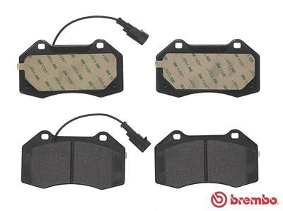 SET PLACUTE FRANA FRANA DISC BREMBO P 23 162
