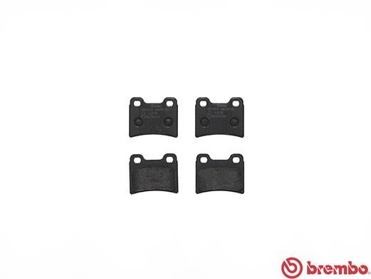 SET PLACUTE FRANA FRANA DISC BREMBO P 24 030