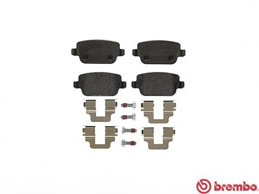 SET PLACUTE FRANA FRANA DISC BREMBO P 24 075