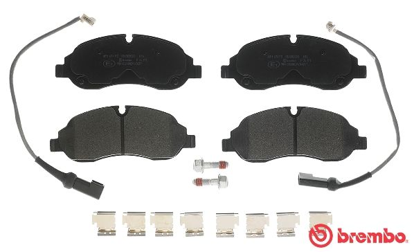 SET PLACUTE FRANA FRANA DISC BREMBO P 24 171