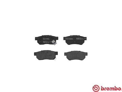 SET PLACUTE FRANA FRANA DISC BREMBO P 28 017