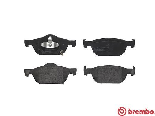 SET PLACUTE FRANA FRANA DISC BREMBO P 28 044