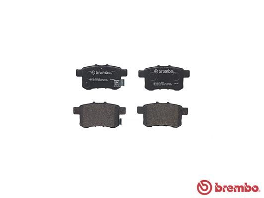 SET PLACUTE FRANA FRANA DISC BREMBO P 28 072