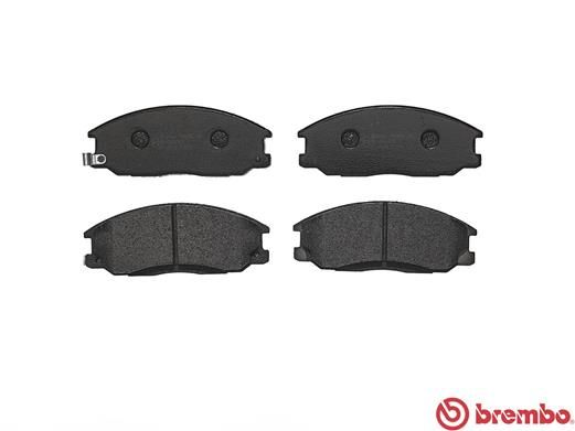 SET PLACUTE FRANA FRANA DISC BREMBO P 30 013