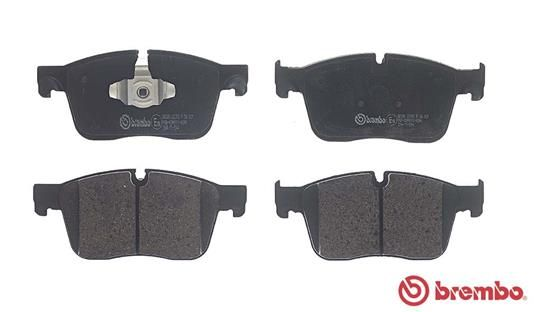SET PLACUTE FRANA FRANA DISC BREMBO P 36 031