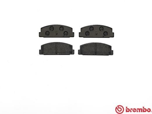 SET PLACUTE FRANA FRANA DISC BREMBO P 49 036