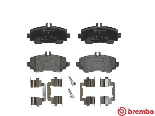 SET PLACUTE FRANA FRANA DISC BREMBO P 50 036