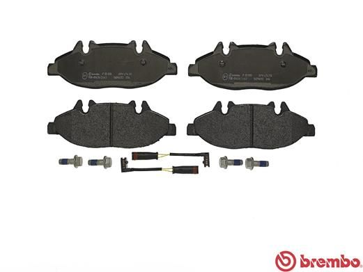 SET PLACUTE FRANA FRANA DISC BREMBO P 50 050