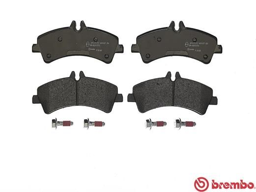 SET PLACUTE FRANA FRANA DISC BREMBO P 50 060