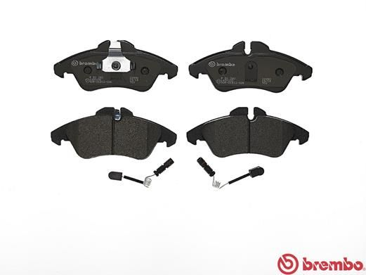 SET PLACUTE FRANA FRANA DISC BREMBO P 50 080