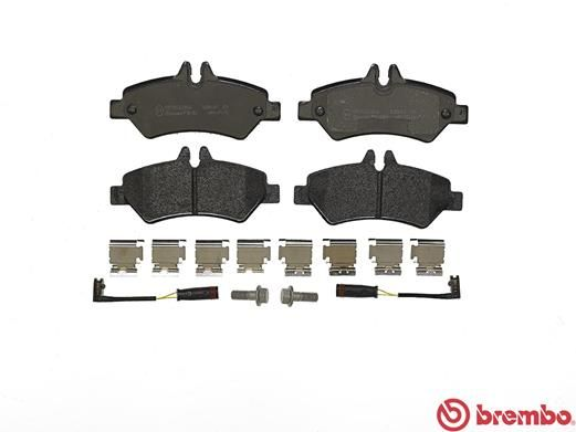 SET PLACUTE FRANA FRANA DISC BREMBO P 50 084