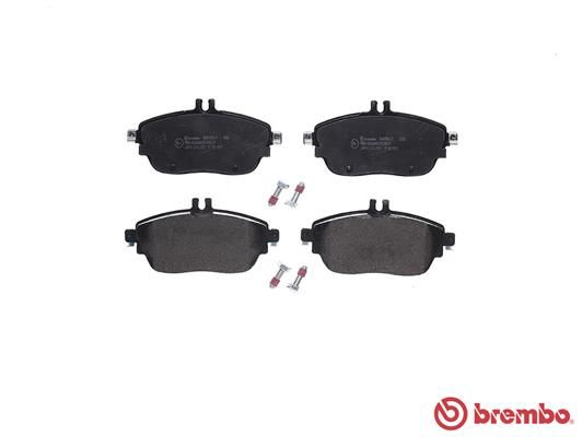 SET PLACUTE FRANA FRANA DISC BREMBO P 50 093