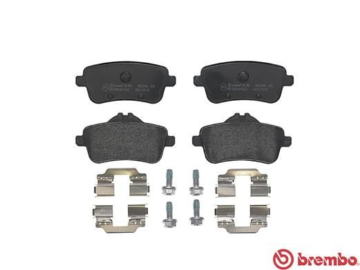 SET PLACUTE FRANA FRANA DISC BREMBO P 50 100