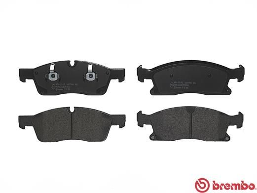 SET PLACUTE FRANA FRANA DISC BREMBO P 50 108