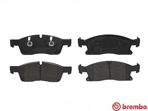 SET PLACUTE FRANA FRANA DISC BREMBO P 50 109