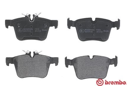 SET PLACUTE FRANA FRANA DISC BREMBO P 50 122