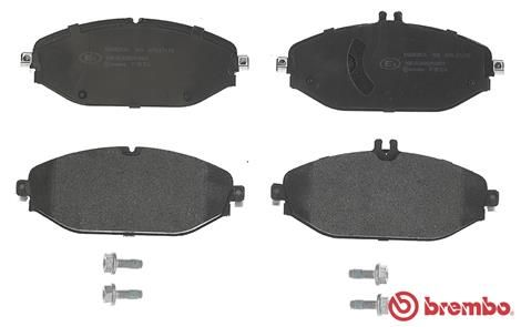 SET PLACUTE FRANA FRANA DISC BREMBO P 50 124