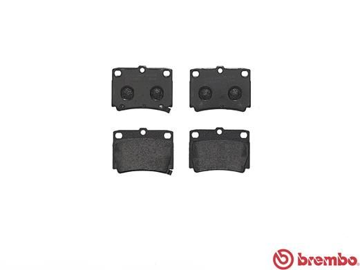 SET PLACUTE FRANA FRANA DISC BREMBO P 54 026