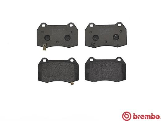 SET PLACUTE FRANA FRANA DISC BREMBO P 56 047