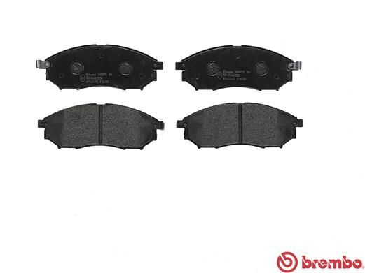 SET PLACUTE FRANA FRANA DISC BREMBO P 56 058