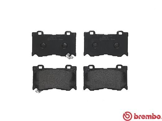 SET PLACUTE FRANA FRANA DISC BREMBO P 56 089