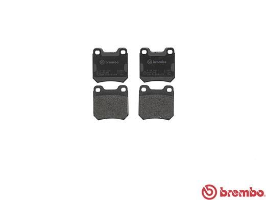 SET PLACUTE FRANA FRANA DISC BREMBO P 59 014