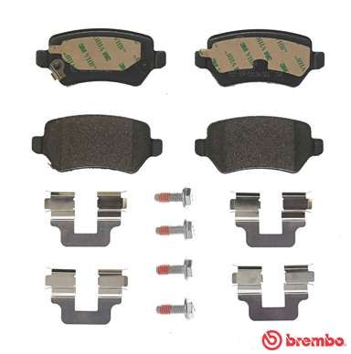 SET PLACUTE FRANA FRANA DISC BREMBO P 59 038