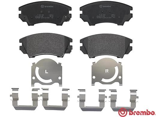 SET PLACUTE FRANA FRANA DISC BREMBO P 59 055