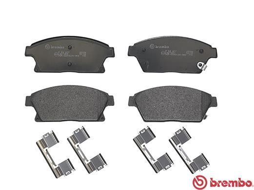 SET PLACUTE FRANA FRANA DISC BREMBO P 59 077