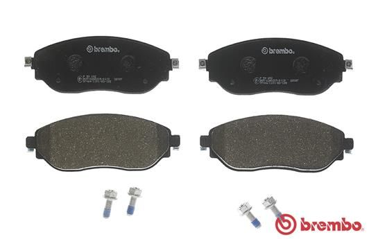 SET PLACUTE FRANA FRANA DISC BREMBO P 59 082