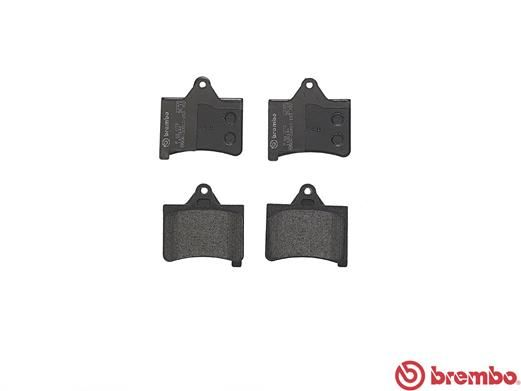 SET PLACUTE FRANA FRANA DISC BREMBO P 61 073