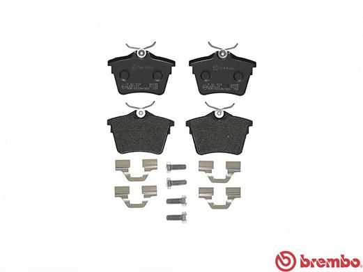 SET PLACUTE FRANA FRANA DISC BREMBO P 61 079
