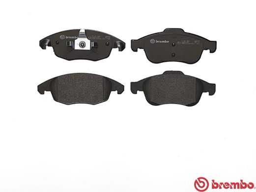 SET PLACUTE FRANA FRANA DISC BREMBO P 61 083