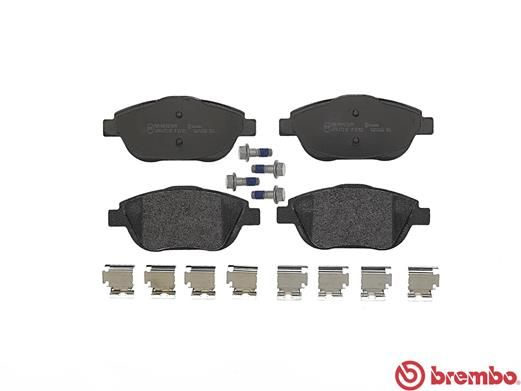 SET PLACUTE FRANA FRANA DISC BREMBO P 61 103