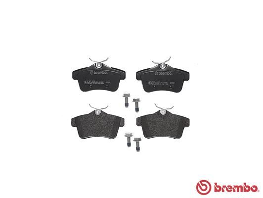 SET PLACUTE FRANA FRANA DISC BREMBO P 61 114
