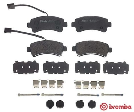 SET PLACUTE FRANA FRANA DISC BREMBO P 61 130
