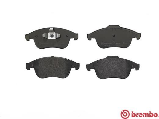 SET PLACUTE FRANA FRANA DISC BREMBO P 68 047