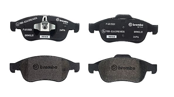 SET PLACUTE FRANA FRANA DISC BREMBO P 68 050X
