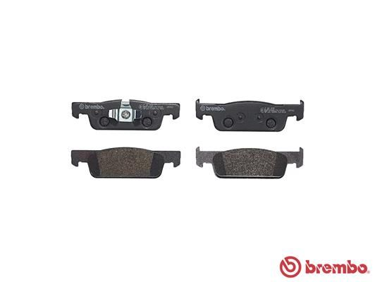 SET PLACUTE FRANA FRANA DISC BREMBO P 68 059