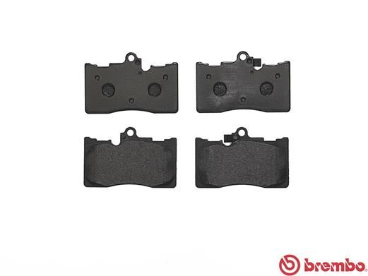 SET PLACUTE FRANA FRANA DISC BREMBO P 83 072
