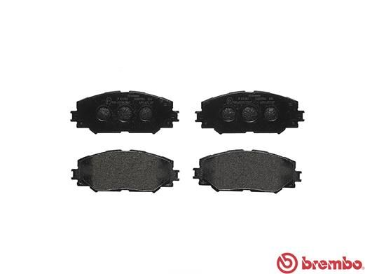 SET PLACUTE FRANA FRANA DISC BREMBO P 83 082