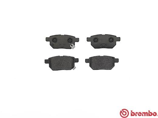 SET PLACUTE FRANA FRANA DISC BREMBO P 83 083