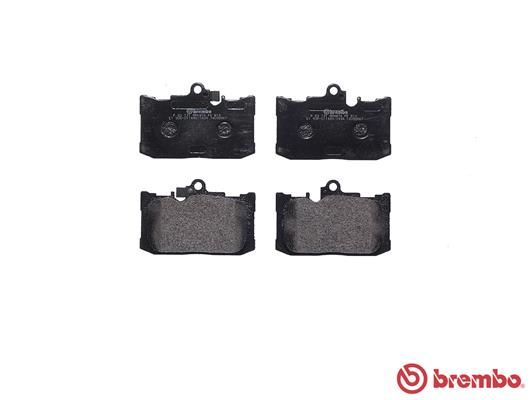SET PLACUTE FRANA FRANA DISC BREMBO P 83 131