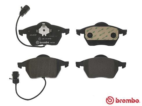 SET PLACUTE FRANA FRANA DISC BREMBO P 85 026