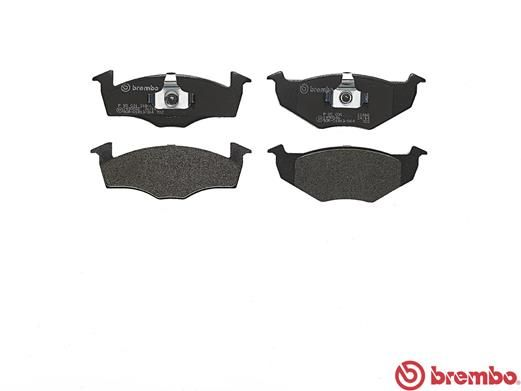 SET PLACUTE FRANA FRANA DISC BREMBO P 85 031