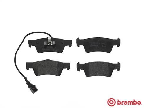 SET PLACUTE FRANA FRANA DISC BREMBO P 85 091